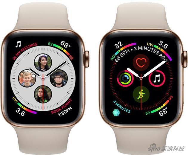 """之前的""""变砖""""事件仅限于Apple Watch Series 4"""