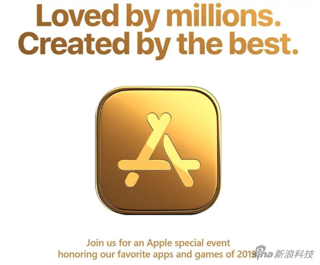 苹果发给外媒的本次活动邀请函