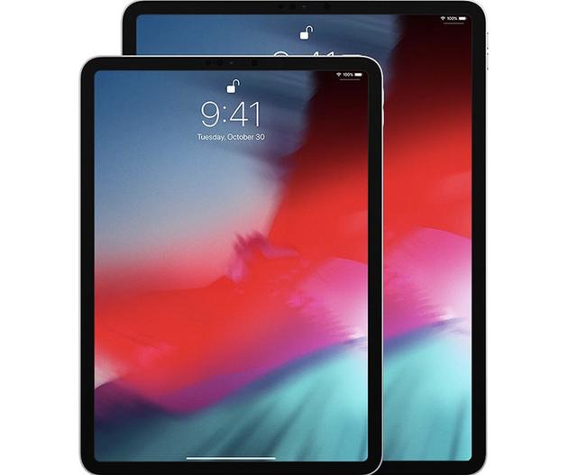全新iPad Pro型号现身苹果官网(图片来自@macrumors)