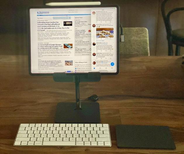 前Windows老板Sinofsky透露他新的台式电脑是iPad Pro