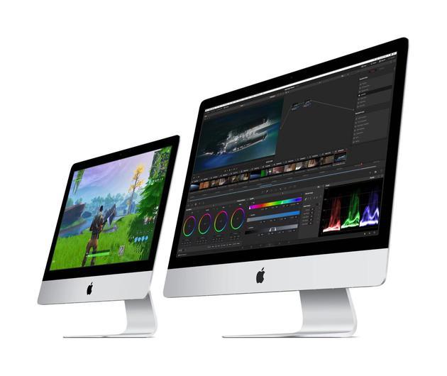 苹果更新iMac主要为核心部件升级