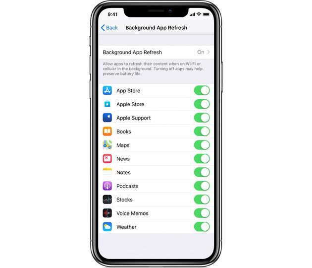 iOS后台刷新功能有风险吗 ios数据泄露如何应对?