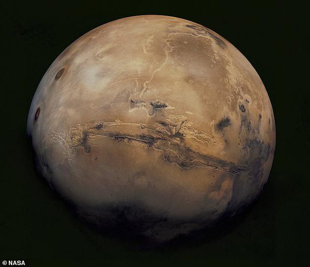 2、在未来十年里,将实现几项火星探测任务,预计本世纪30年代末将实现人类登陆火星。