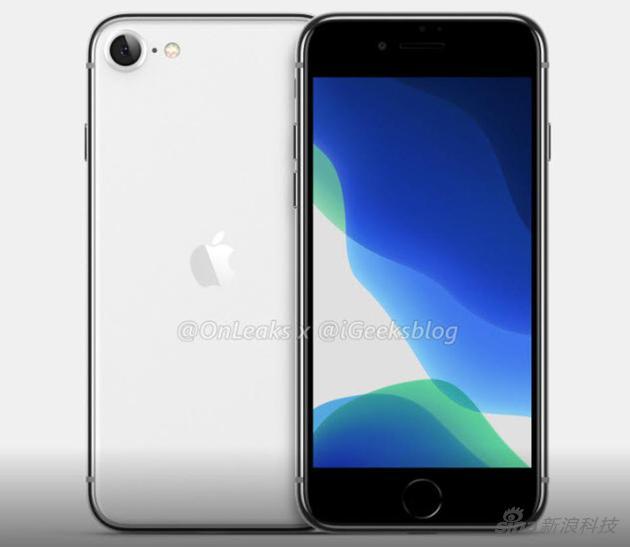 iPhone 8的外形