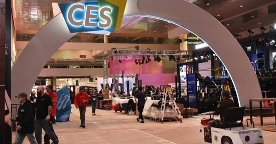 今年拉斯维加斯消费电子展 中国参展企业减少逾20%