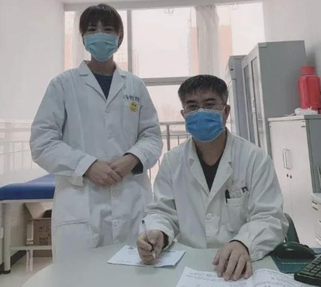 沧州献县中医院帮忙大夫进走宣教做事