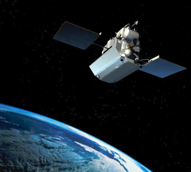 messenger spacecraft launch date - 630×569