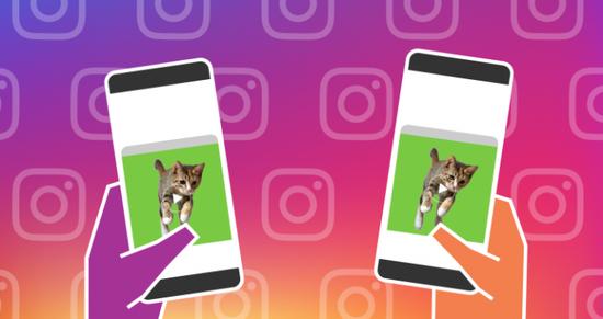 Facebook正在为Instagram相机应用重新设计用户界面