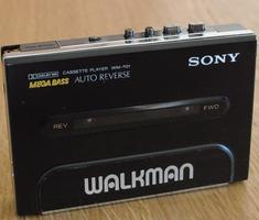 Walkman走过四十年还记得那份神奇吗?