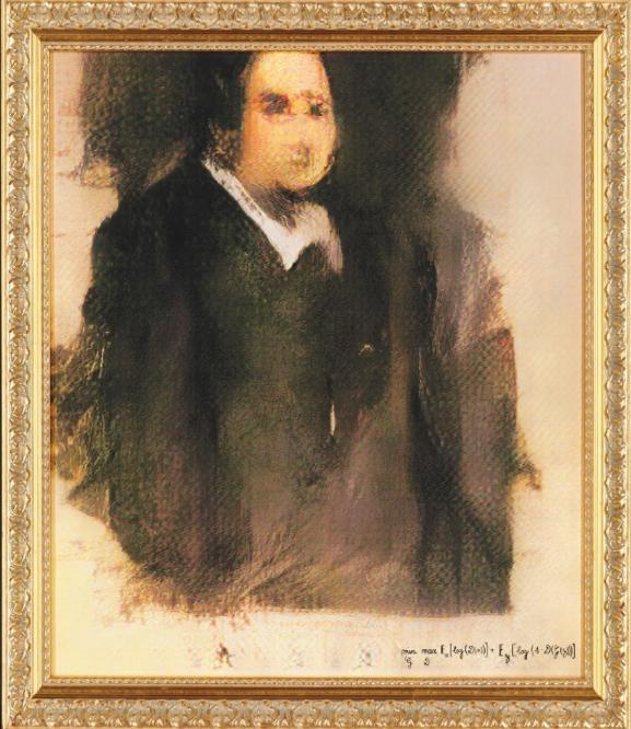 《埃德蒙·贝拉米》(Edmond Belamy)
