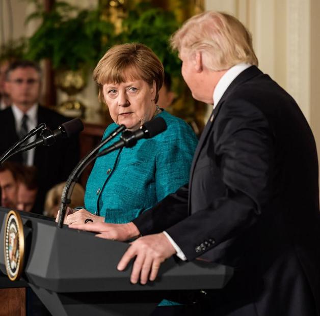 """德國總理默克爾:推特封禁特朗普賬號的決定是""""有問題的"""""""