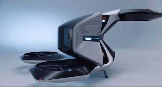 VTOL垂直起降飞行器来源:通用汽车