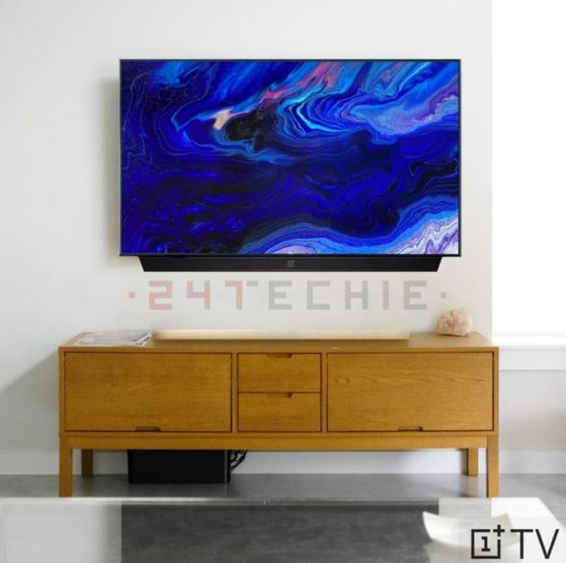 一加TV Q1 Pro渲染图和配置曝光,搭载Gamma Color Magic处理器