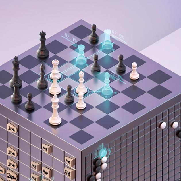 揭秘谷歌AlphaZero:从AlphaGo进化,如何通杀棋类游戏