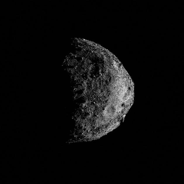 近地小行星中的水或可为未来的火箭提供燃料