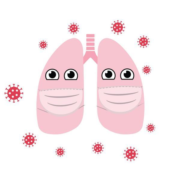 人体肺部是如何对抗有害的颗粒污染物的黏液和纤毛是人体的安全卫士。