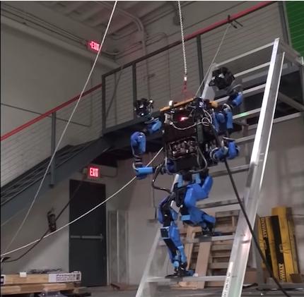 Alphabet终止旗下人型机器人公司Schaft开发计划