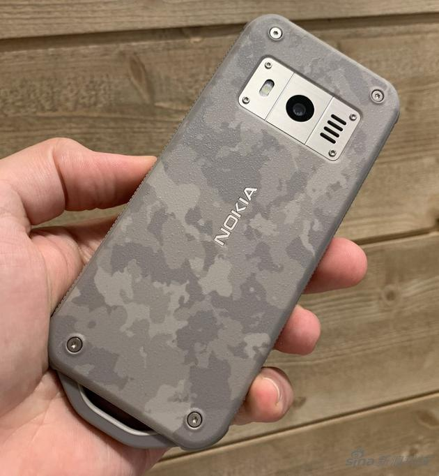 硬漢Nokia 800 Tough