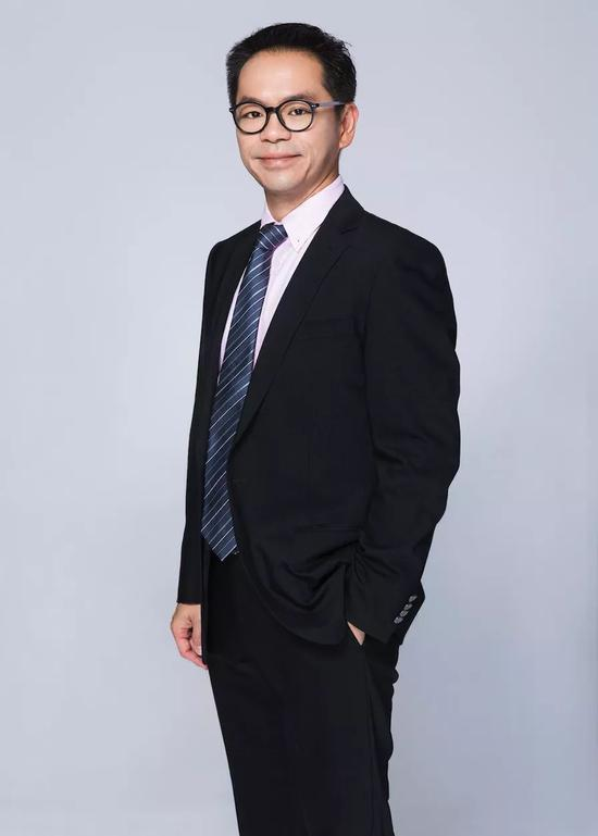 图说:腾讯公司副总裁,腾讯智慧零售负责人 林璟骅