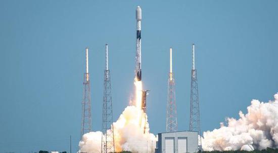 SpaceX发射第24批星链卫星:接近完成全球覆盖