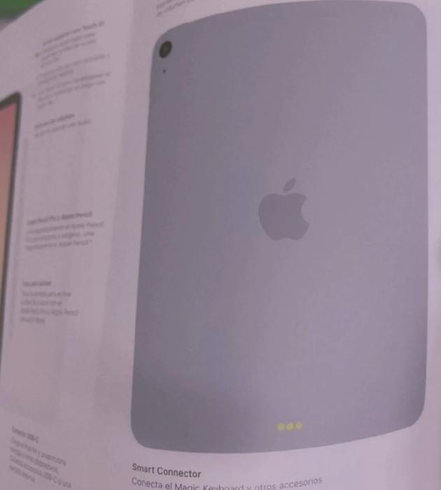 新浪数码:疑似新iPad Air说明书曝光:全面屏设计 电源键集成Touch ID新浪数码2020-08-28 08:17:040阅