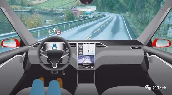 """一个月融资超26亿美元 自动驾驶的""""大哥大""""时代来临?"""