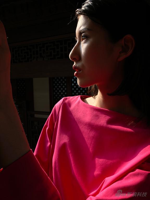 赵华鹏 使用 iPhone SE 的人像模式拍摄