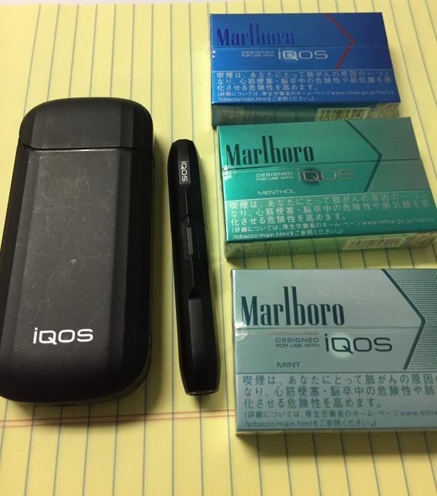 IQOS电子烟滤芯会释放剧毒 吸入蒸汽或皮肤接触都有害