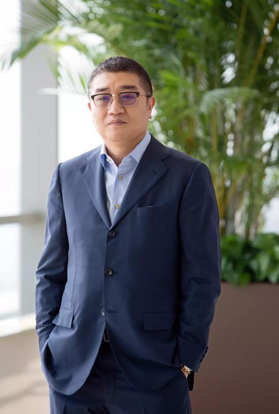 京东零售集团轮值CEO徐雷。摄影:邓攀