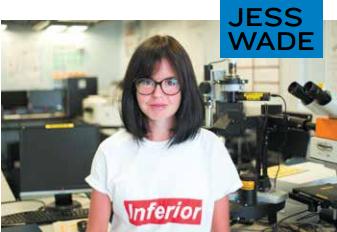 杰西·韦德(Jess Wade)
