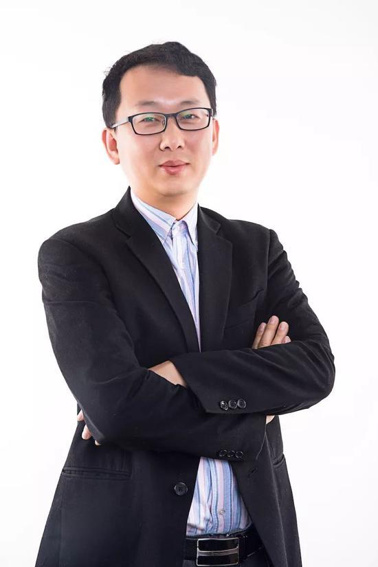 图说:孩子王副总经理、CTO何辉