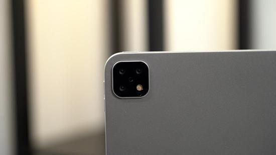 苹果明年推出新款iPad Pro,带有全新3D传...