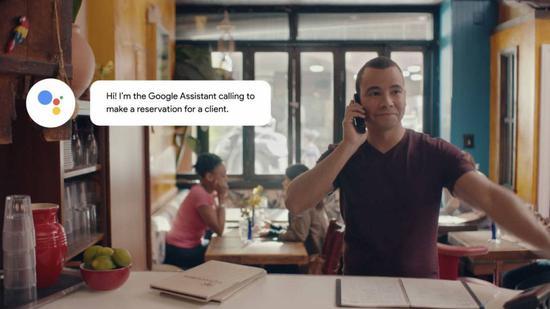 Google Assistant | YouTube 官方宣传视频截图
