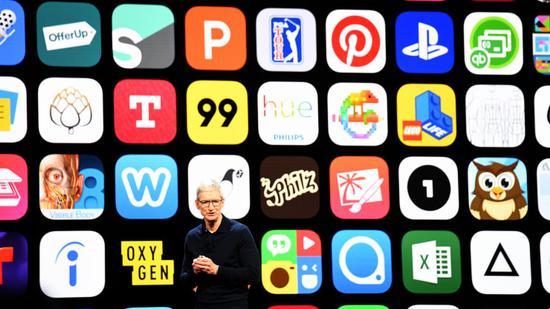 苹果App Store已带来1550亿美元的收入 单日营收最高达3.86亿美元