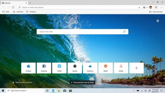 微软将开始向更多Windows 10用户推送新版Edge