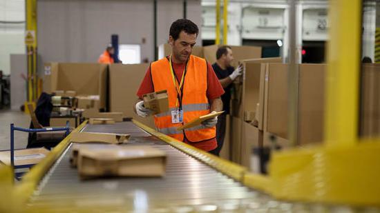 亚马逊两仓库因涉疫情违规被罚 回应:计划对传票上诉
