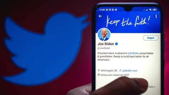 拜登政府将接管白宫官方推特账号 但将从零粉丝起步