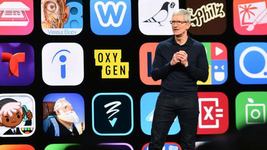 疫情背后,苹果 App Store 2020 年总收入 640 亿美元,同比增长 28%