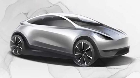 特斯拉2.5万美元电动汽车或于2022年上市