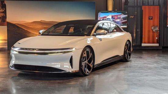 电动汽车公司Lucid准备通过SPAC方式上市 新公司估值150亿美元