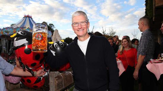苹果将在慕尼黑建芯片设计中心 将在德国投资12亿美元