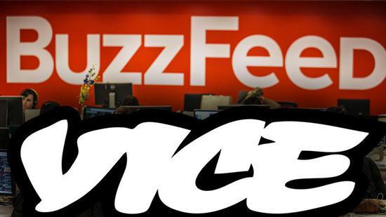 新锐媒体Vice和BuzzFeed都计划通过SPAC上市 但估值均低于峰值