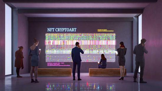 科技投资者找到新投资目标:数字收藏品推动 NFT 市场火爆