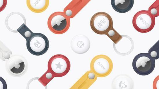 Apple AirTag最大的优势:依靠他人的iPhone查找丢失的物品-Apple Apple-cnBeta.COM