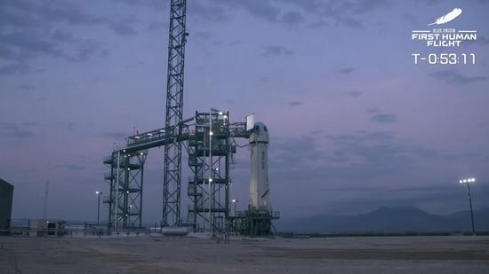 首富贝索斯完成人类旅客首次真太空游 经历惊心动魄10分钟
