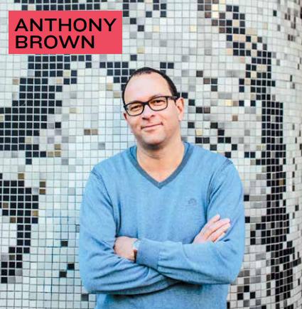 安东尼·布朗(Anthony Brown)