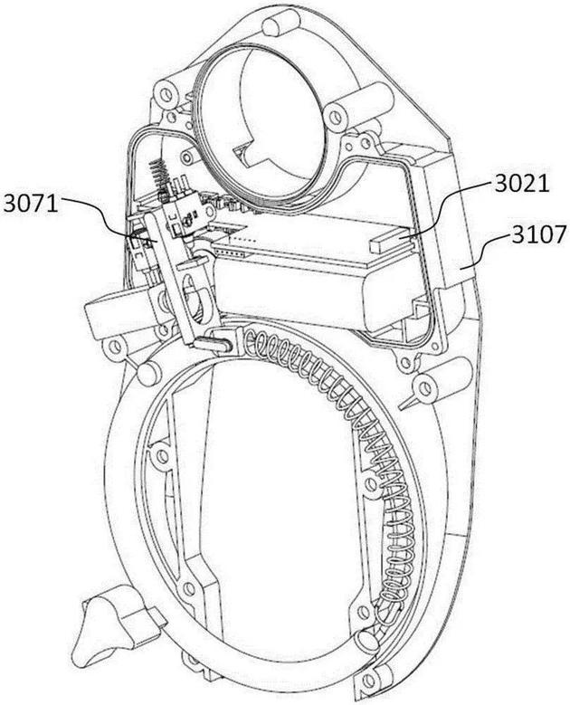 涉案锁的专利。法院供图