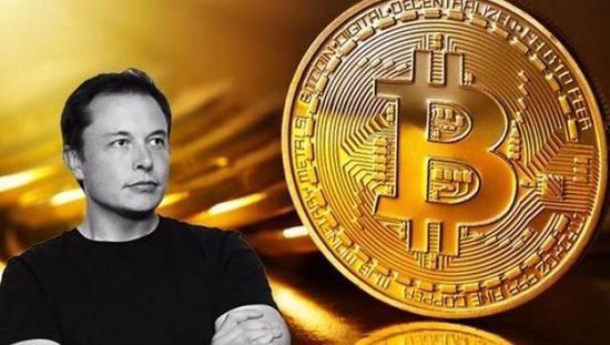 """马斯克推特简介改为 """"bitcoin"""",比特币短线拉升"""