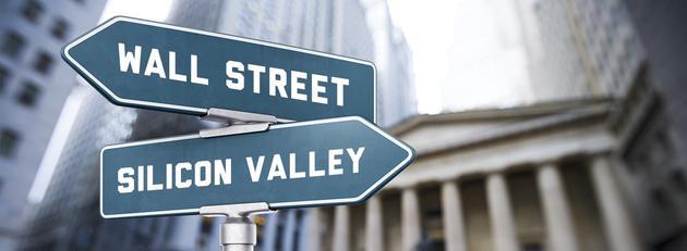 金融危机十年后:硅谷在美国毕业生心中取代华尔街