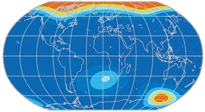 天下地磁场模子